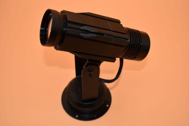 led12W吸顶座式投影灯 LOGO广告灯 室内定制高清成像光影灯