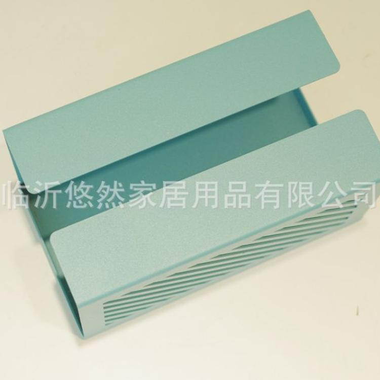 北欧抽纸盒简约铁艺多功能纸巾盒欧式卫生间多功能客厅茶几收纳盒