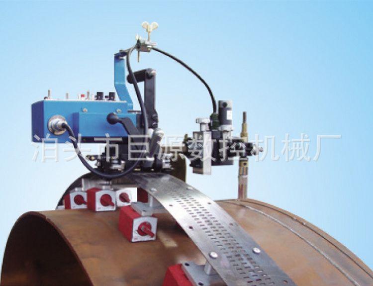 管道自动焊接小车 摆动式软轨焊接小车 圆弧罐体焊接CQ-HE10