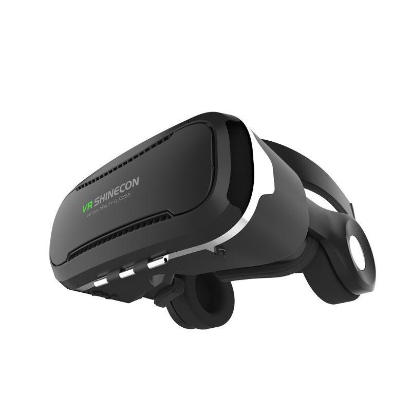 工厂直销千幻魔镜4代耳机款vr眼镜3d虚拟现实眼镜一件代发