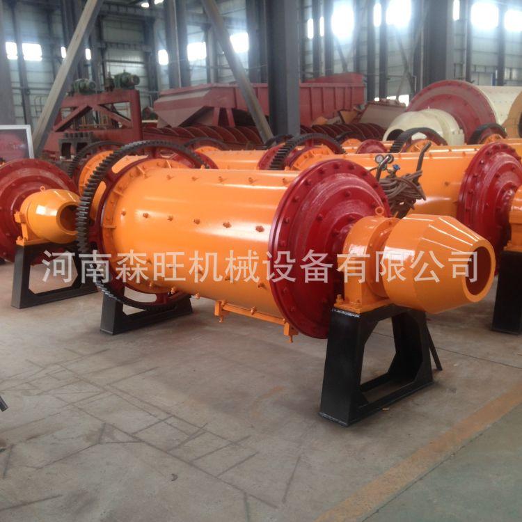 选矿球磨机生产线 多功能磨机 加气块生产线配套球磨机