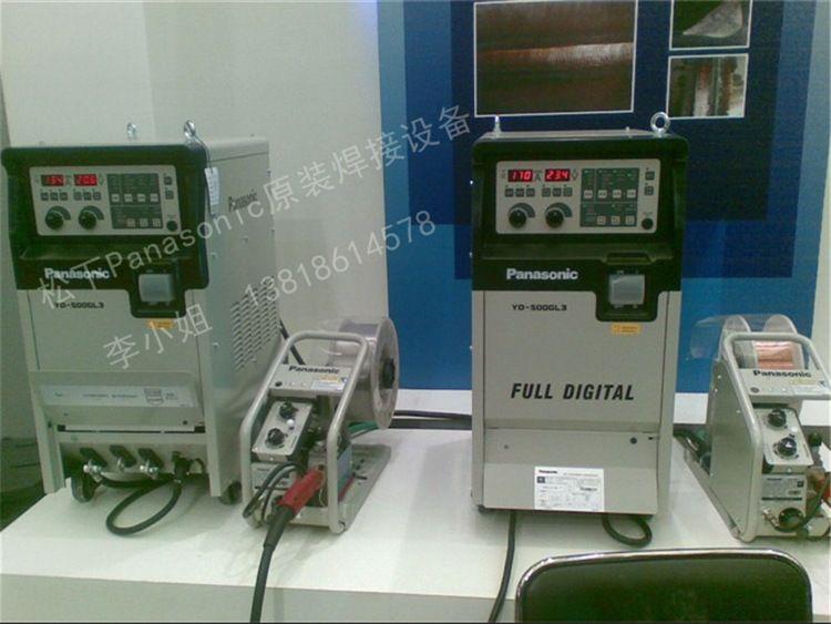 松下全数字气保焊机YD-500GL4型号规格介绍