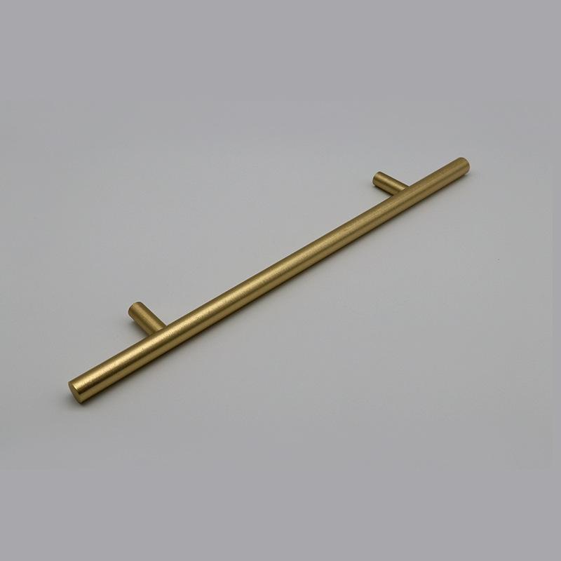 现代简约拉手橱柜衣柜门把手五金制品 金属拉手家具五金配件定做