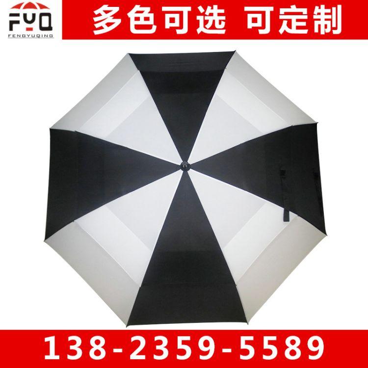 生产供应 高尔夫伞广告伞可定制 风雨晴高尔夫雨伞 16年003款