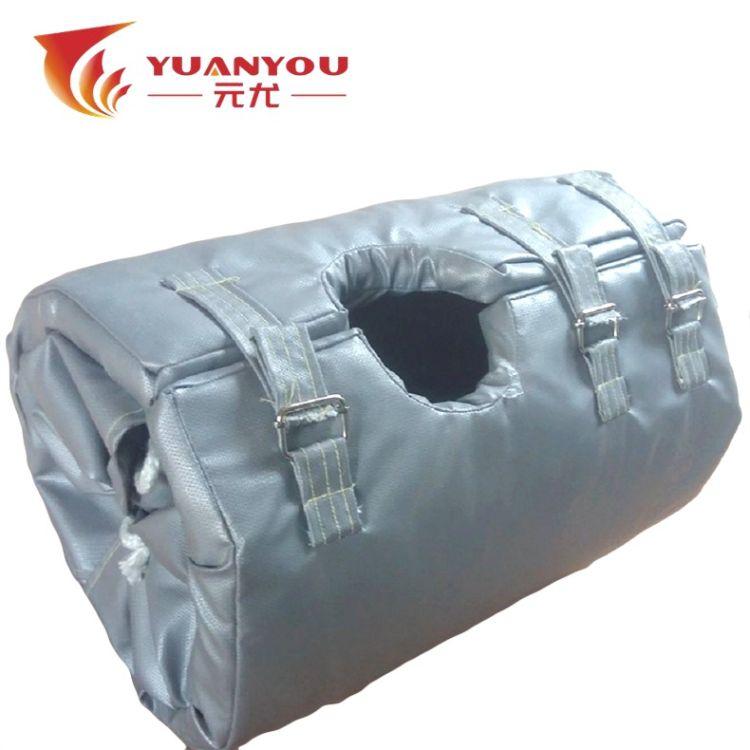 【热卖】工业加热毯  管道保温套  柔性加热保温套