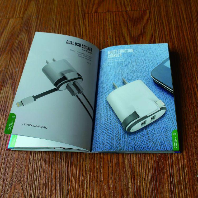 图册印刷 宣传册 样本 小手册 产品样册 标书定做印刷