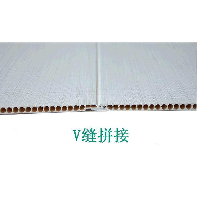 厂家直销 石塑集成墙板pvc装饰板集成墙板石塑护墙板吊顶