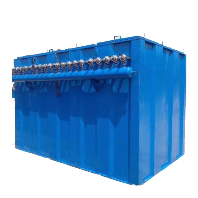 铸造行业布袋除尘器定制批发 高效率清灰布袋除尘器性能稳定可靠
