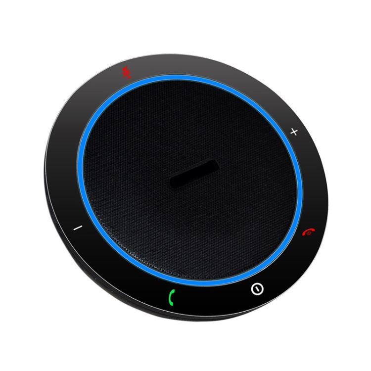 360度全向双工视频会议麦克风拾音器USB免驱即插即用话筒扬声器
