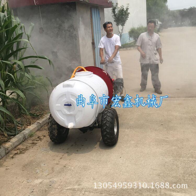 自走式玉米地喷药机 打药机厂家 高压远程果树杀虫打药机