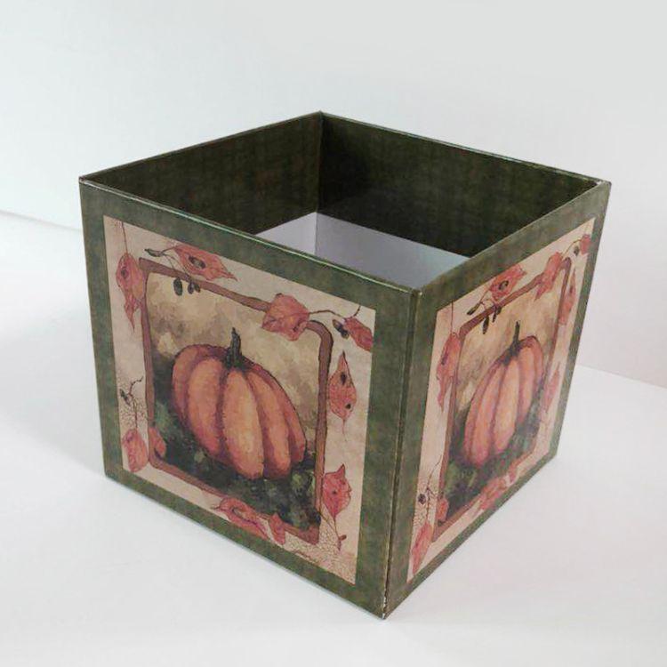 林源 定制化妆品商务纸盒 工艺盒子 天地盖礼品彩盒 礼品包装盒