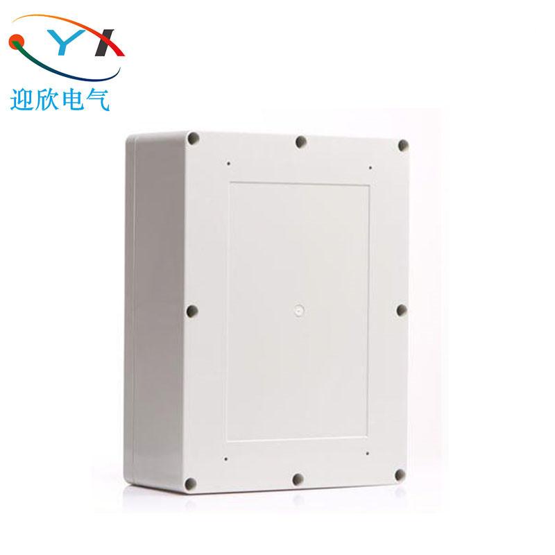 厂家直销160*45*55ABS塑料防水开关控制户外接线密封过路盒IP66