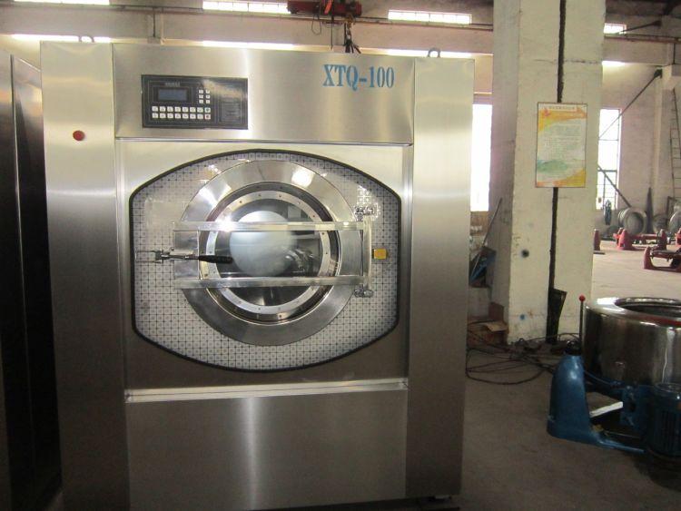 不锈钢工业水洗机 全自动洗脱机 水洗房全自动水洗机