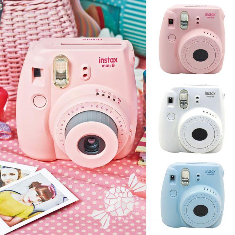 拍立得mini8相机 一次成像胶片mini8相机