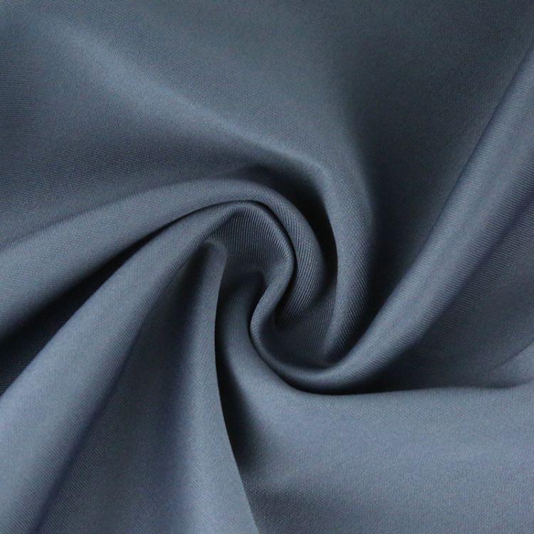 供应75D36F空气层面料 人棉太空层面料 女装卫衣连衣裙外套布料
