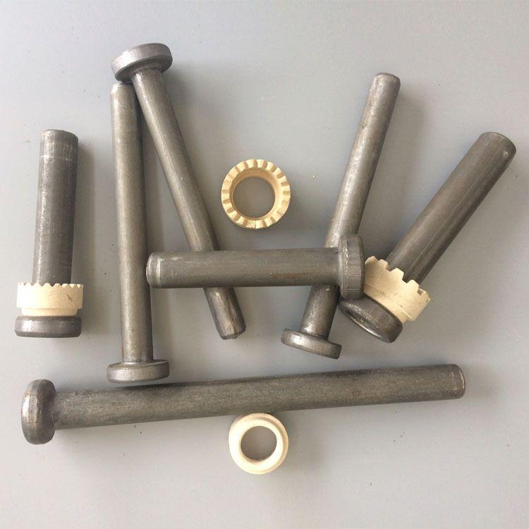 按国标gb10433生产桥梁焊钉紧固件 ML15材质 建筑用圆柱头剪力钉