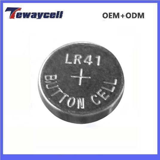 AG3 LR41 无汞防爆  玩具礼品 体温计 钮扣电池