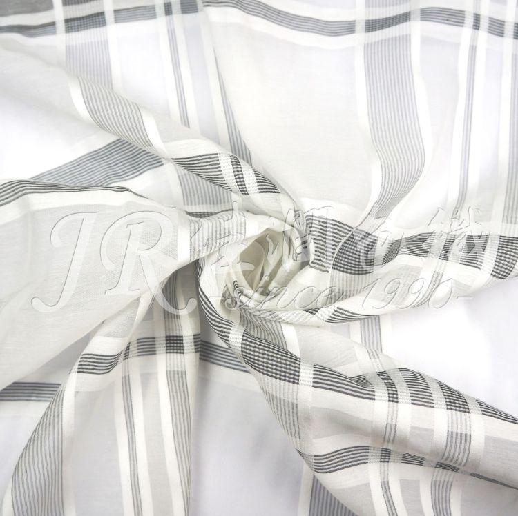 外贸出口 13mm丝棉缎格 色织丝绵 真丝棉混纺 桑蚕丝 连衣裙 布头