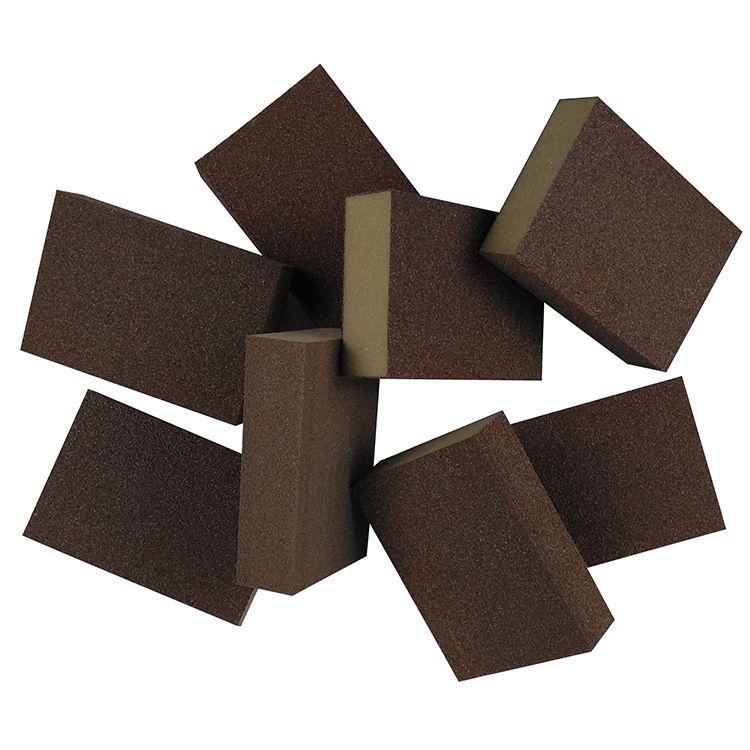 厂家直销批发英国进口碳化硅 海绵砂块 木工家具油漆抛光