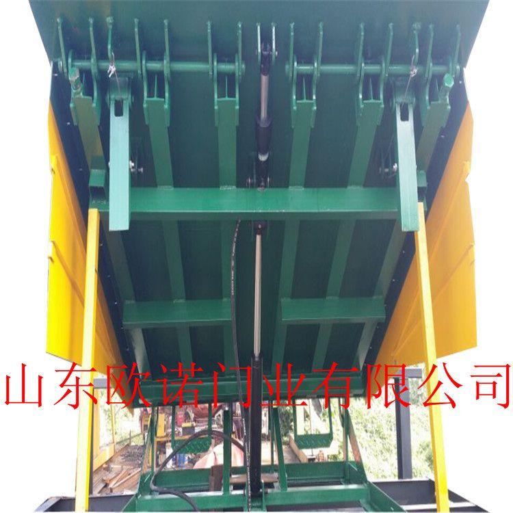 河南卸货平台 电动液压升降平台