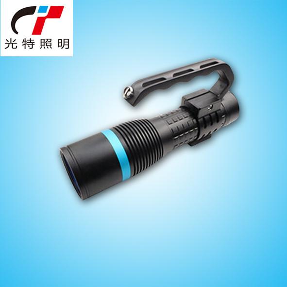 球形镜片 手提式多波段勘查灯 jw7112便携式LED匀光勘查光源