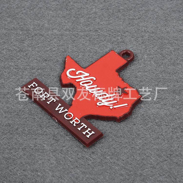 厂家直销创意塑料标牌 异形彩色铭牌 家电家具标牌 质量保证