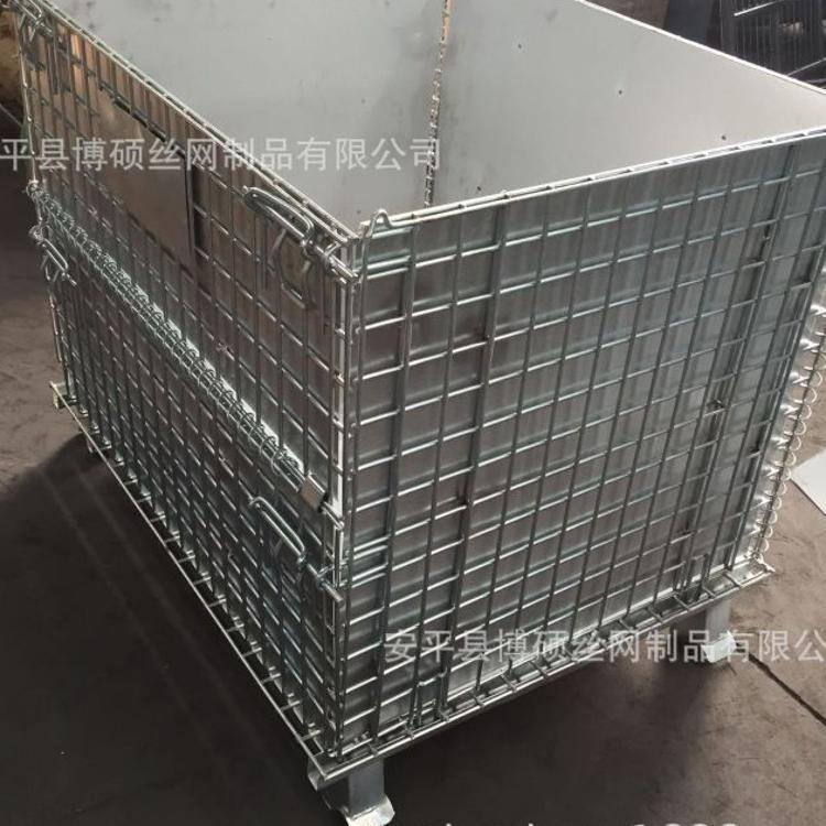 博硕厂家直销 @金属笼 铁框@可折叠式蝴蝶笼 质量保证。