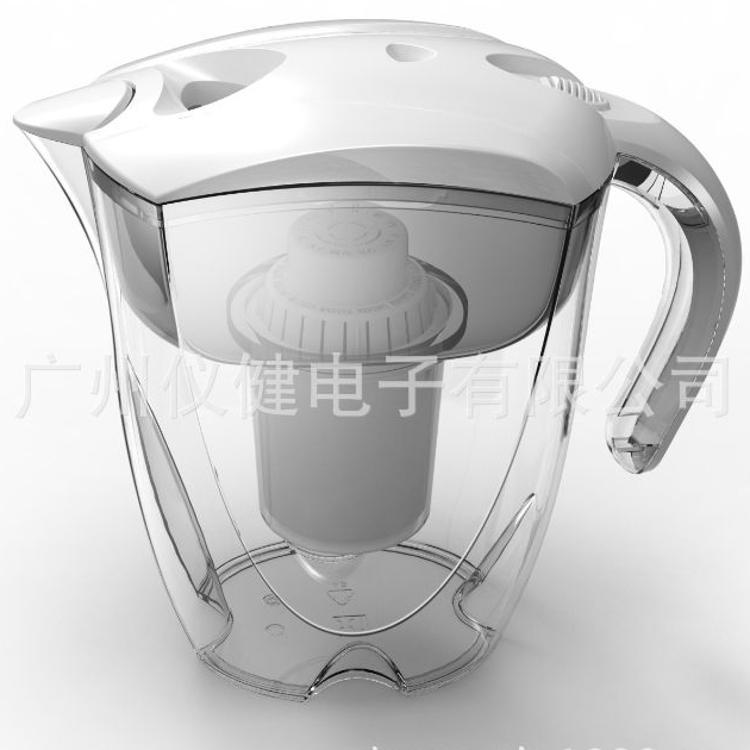 供应 alkaline water pitcher 净水壶 能量水壶 ehm-wq5 仪健