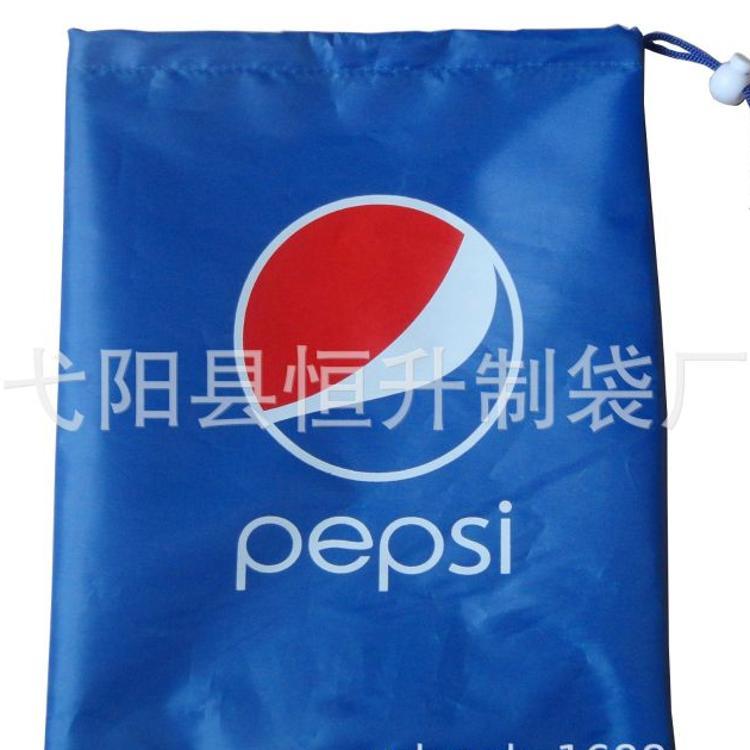 江西厂家订做 全涤沦单边束口袋 收纳分类 可丝印LOGO