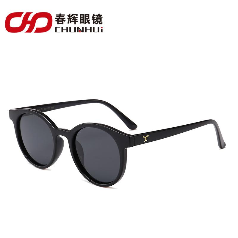 儿童太阳镜新款时尚复古墨镜潮童遮阳偏光太阳眼镜厂家批发33919