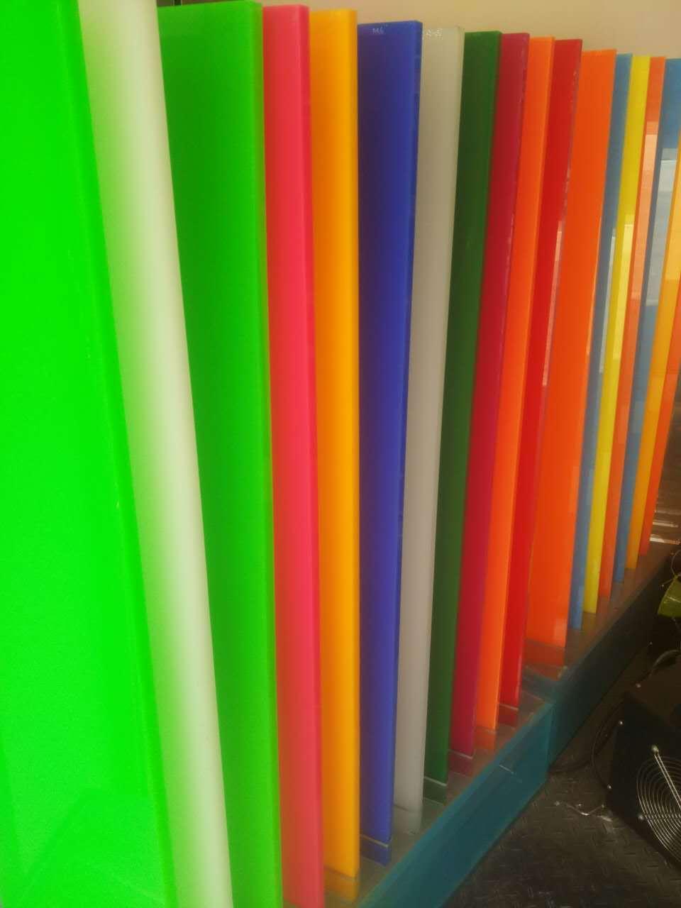 亚克力板加工定做 PMMA有机j玻璃切割塑料板 透明彩色亚克板加工