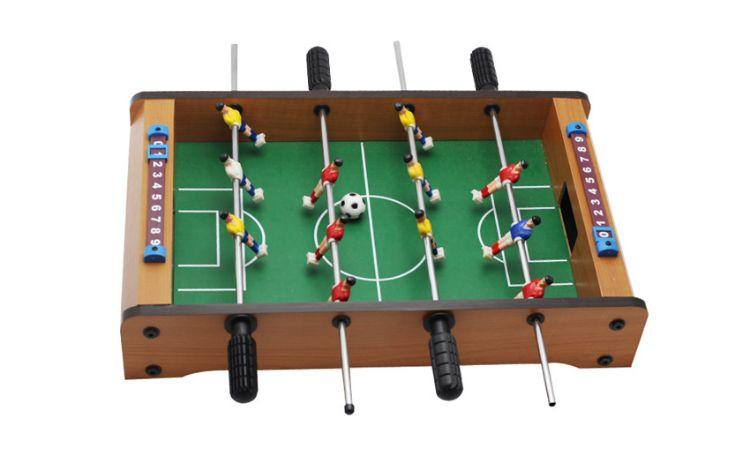 桌上足球机桌面儿童玩具桌面足球台桌式足球益智玩具亲子休闲运动