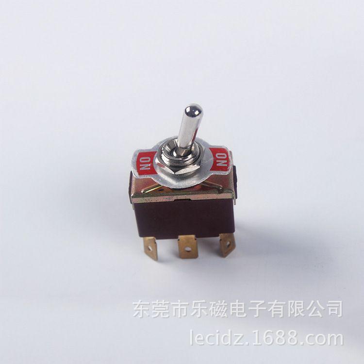 生产供应电机开关小型钮子开关 高品质钮子拨动开关批发
