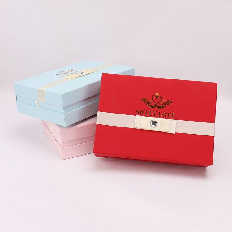 特色手拎式礼品盒 化妆 食品盒 礼品点心盒包装盒批发 厂家直销