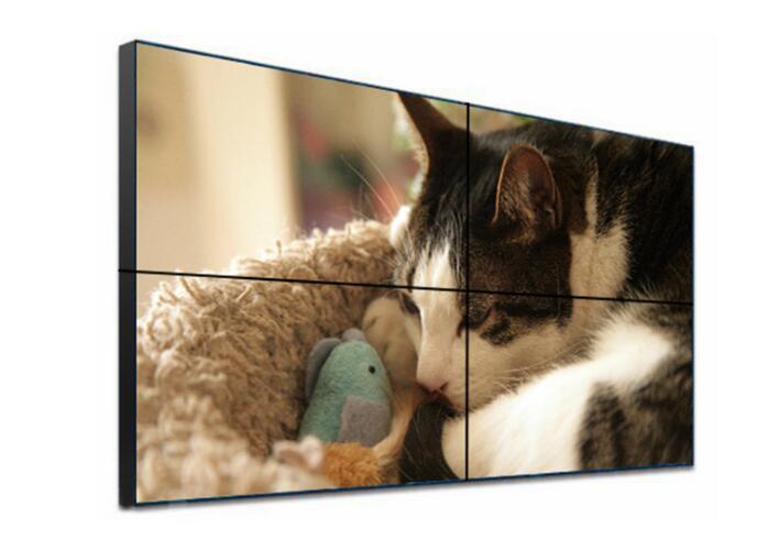 厂家供应49寸55寸65寸液晶拼接屏8mm拼缝奇美LG液晶屏监控大屏