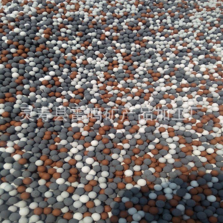 供应陶瓷球 净水滤料球电气石球 麦饭石球