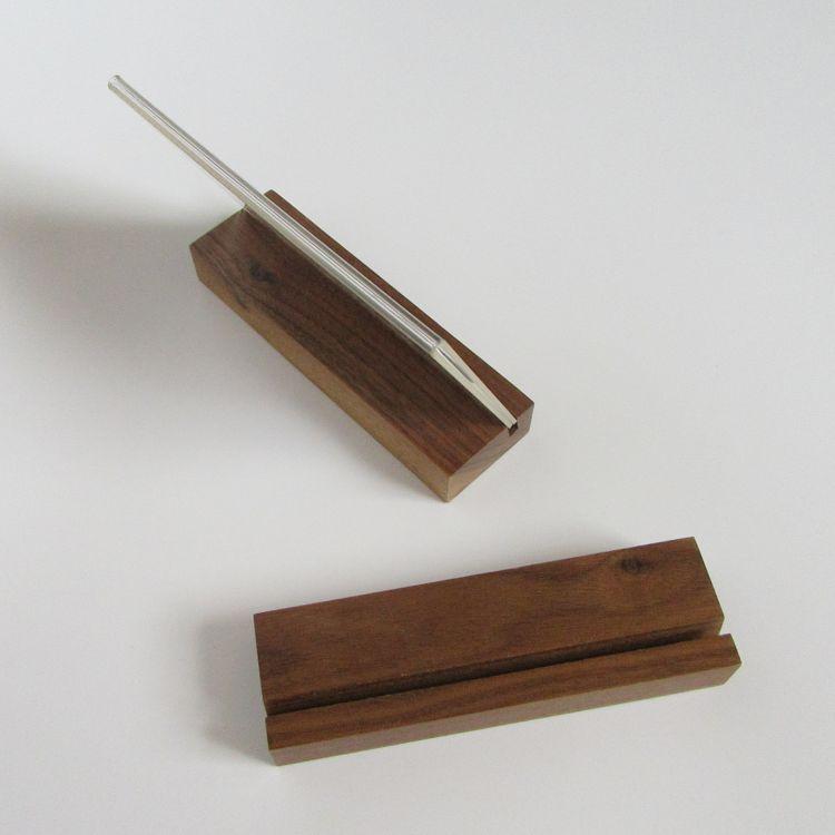 支付牌指示牌支付宝亚克力标识牌水晶提示牌台卡底座实木台历底座