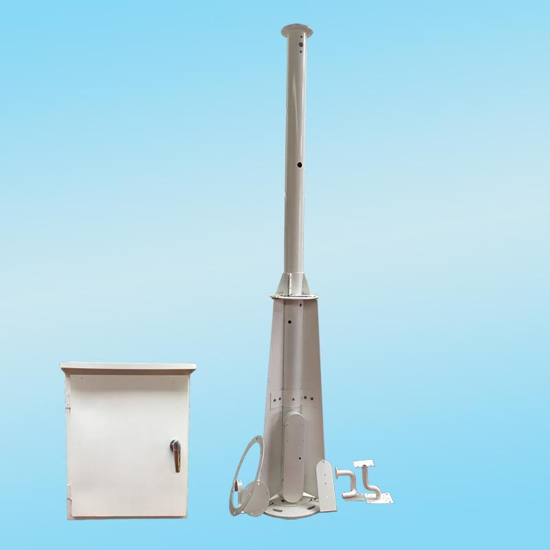 检测设备箱体 灯杆 监测仪器控制箱 监控设备配件