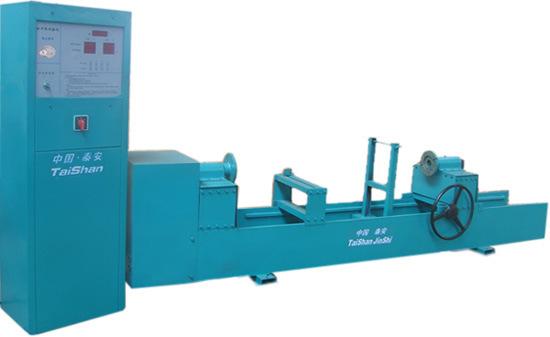 生产厂家热销HY-Ⅱ型传动轴平衡机 批发高稳定性4米铸铁动平衡机
