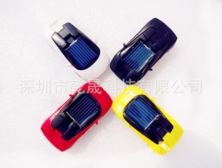 太阳能玩具小跑车小汽车新奇特玩具车