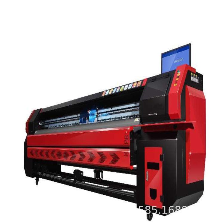 柯尼卡Konica ECOsolventprinter4head 4头512i喷头工业级喷绘机