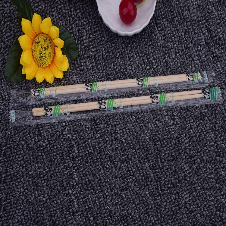 天天竹筷 一次性筷子 5.0-20OPP膜竹筷 外卖独立包装卫生竹筷