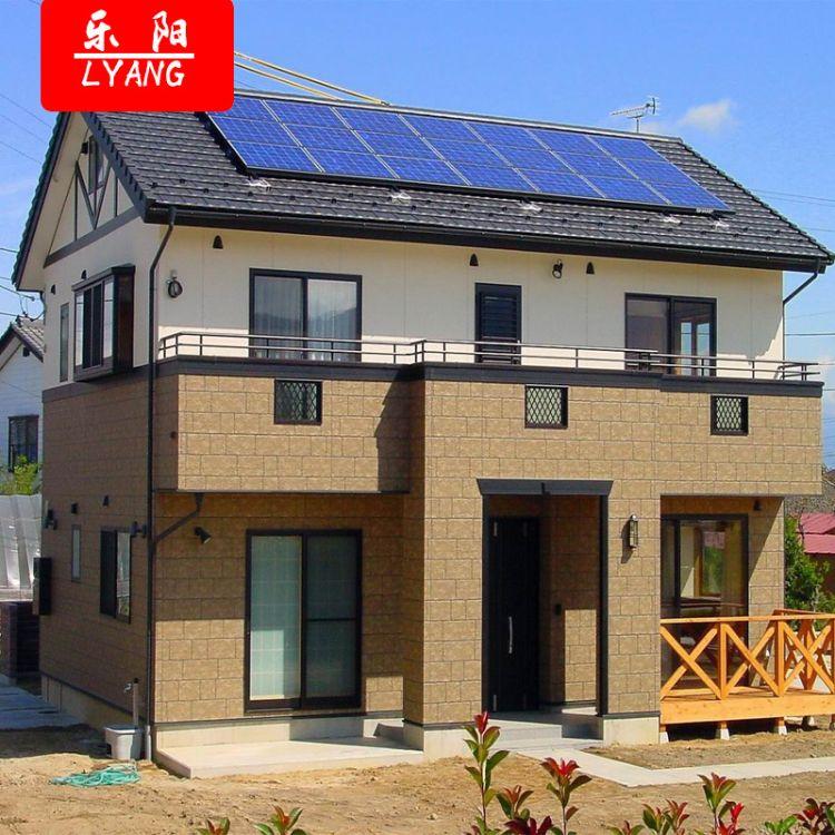 30KW太阳能离网发电系统,新疆光伏离网电站,质量稳定,效率高