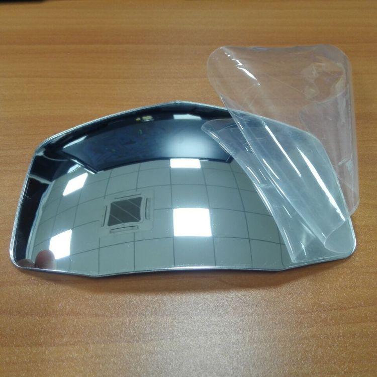 生产定制亚克力凸面镜片凸面反光镜汽车后视镜玩具镜尺寸可定制