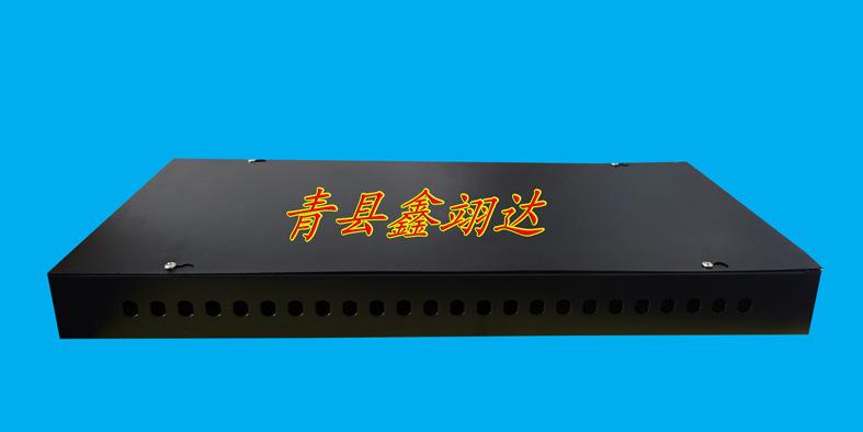 光纤终端盒ST24口机架式终端盒/接线盒光纤配线架厂家批发