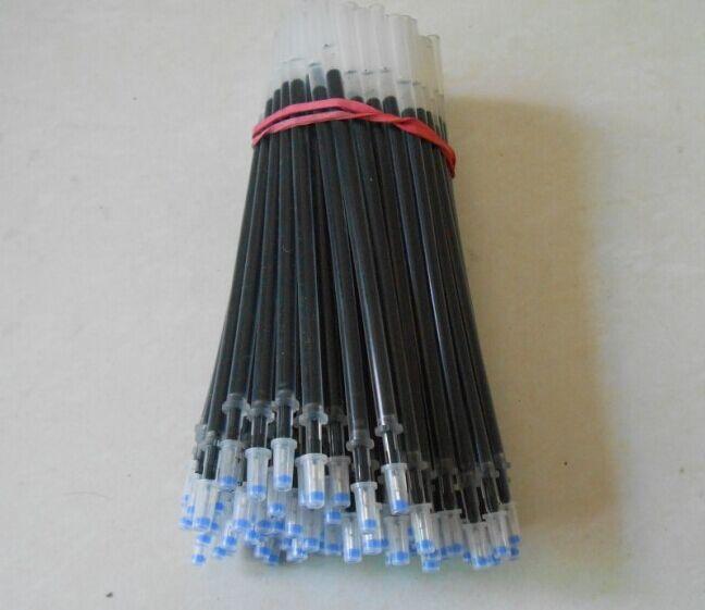 厂家供应2.0MM内孔子弹头0.5mm中性笔芯及其它规格笔芯