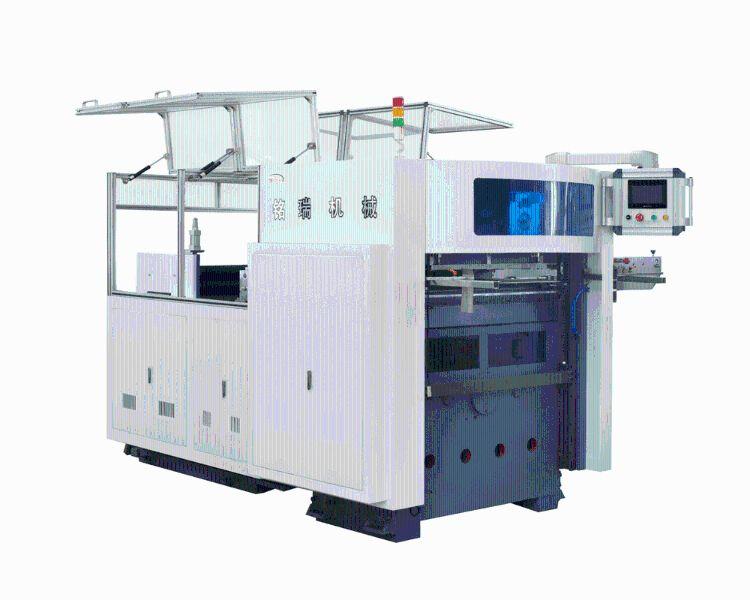 卷筒模切机自动送料PLC控制纸杯纸盒纸盘