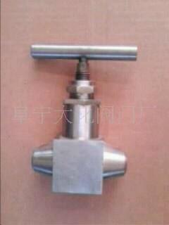供L61Y-320焊接节流阀15851128988