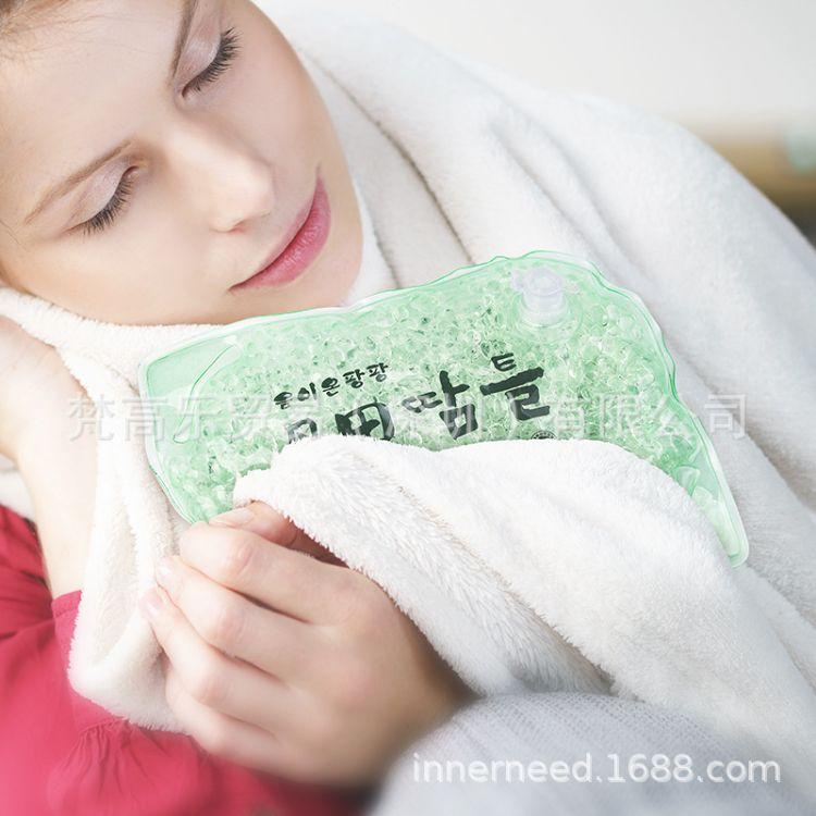 韩国新型暖手宝 冷热两用 手感极佳 加热2分钟/保暖3小时
