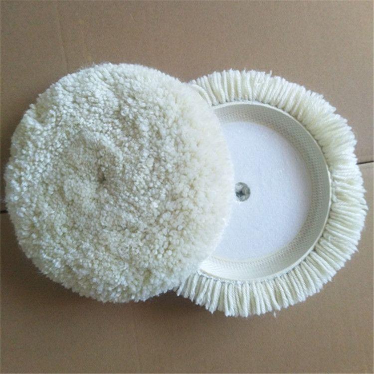 厂家直销双面毛线轮抛光羊毛轮毛线轮抛光毛线盘羊毛球毛线球